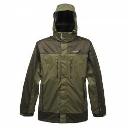 RMW056    Calderdale Jacket  - Colour Racing Green