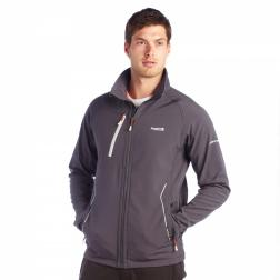 RML078    Nielson Softshell  - Colour Seal Grey