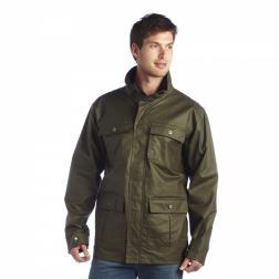 RMN021    Hoxton Wax Jacket  - Colour Olive Night