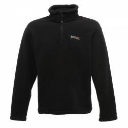 SBRMA013  Milford Fleece  - Colour Black
