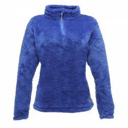 SBRWA009  Halawa Fleece  - Colour Dazzling Blue
