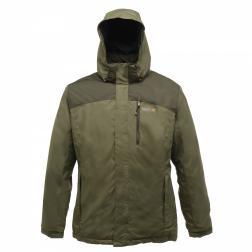 SBRMP129  Denvers Waterproof Jacket  - Colour Race Green