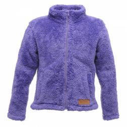 SBRKA028  Chocco Fleece  - Colour Purple Tulip
