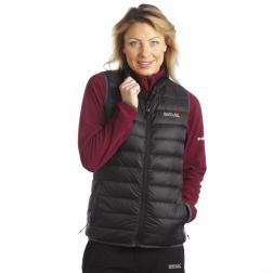RWB038    Womens Iceway Bodywarmer  - Colour Black
