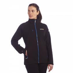 RWL075    Karmen Softshell Jacket  - Colour Extreme Black