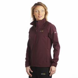 RWL090    Southbank Softshell Jacket  - Colour Dark Burgundy