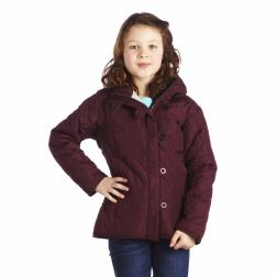 RKN015    Kizi Jacket  - Colour Dark Burgundy