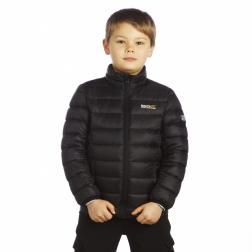 RKN025    Kids Iceway Jacket  - Colour Black
