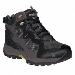 RMF253    Crossland Walking Boot  - Colour Black/Iron