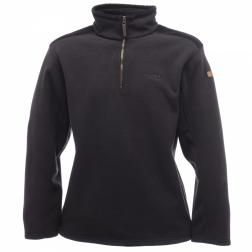 RMA084    Rosen Half Zip Fleece  - Colour Deep Blue