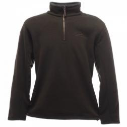 RMA084    Rosen Half Zip Fleece  - Colour Bayleaf