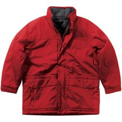 TRA355    Womens Darby II Jacket  - Colour ClasRed/SlGr