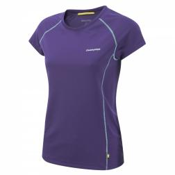 CWT1034   Base T-Shirt  - Colour Huckleberry