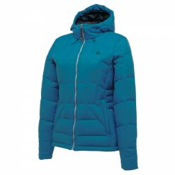 DWN011    Fulfilled Down Jacket  - Colour Blue Reef