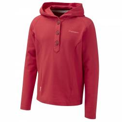 CKT456    NosiLife Mila Hoody  - Colour Geranium Red