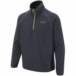 CMA1098   Mission Half-Zip Microfleece  - Colour Dark Navy