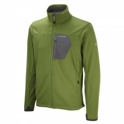 CML033    Diego Soft Shell  - Colour Larch Green