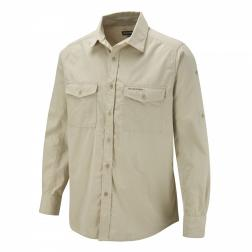 CMS338    Kiwi Long-Sleeved Shirt  - Colour Pebble