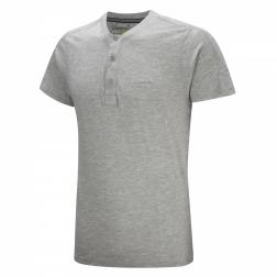 CMT704    Pablo T-Shirt  - Colour Grey Marl