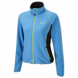 CWA086    Mission Fleece Jacket  - Colour Huckleberry