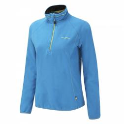 CWA087    Mission Half Zip Fleece  - Colour Deep Azure