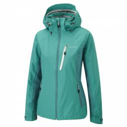 CWW1052   Miya Stretch Waterproof Jacket  - Colour Bright Turquoise