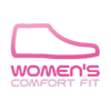 Womens Comfort Fit Footwear