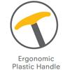 Ergonomic Plastic Handle
