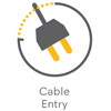Cable Entry
