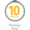 Pitching time 10