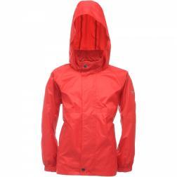KW943     Kids Packaway Jacket  - Colour Flame