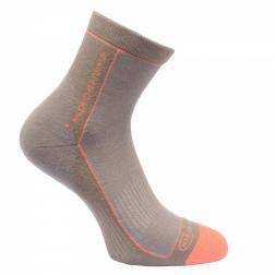 RWH019    Adventure Tech Active Socks  - Colour Mint/Persimmon