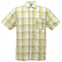 RMS045    Brennen Shirt  - Colour Key Lime