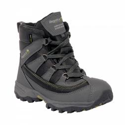 RKF317    Mountrock Jnr Boot  - Colour Black
