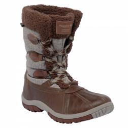 RWF323    Lady Harlowe Boot  - Colour Aztec Brown