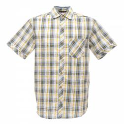 RMS054    Deakin Shirt  - Colour Provincl Blue