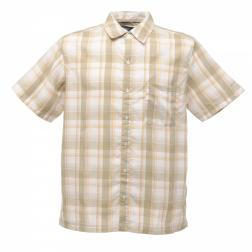 RMS045    Brennen Shirt  - Colour Parchment