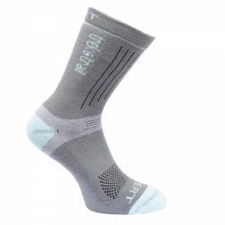 RWH021    Xert Trek Trail Socks  - Colour Smokey/Ice