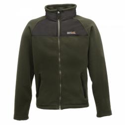SBRMA121  Hickory Fleece  - Colour Bayleaf