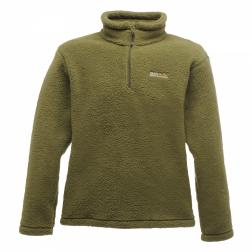 SBRMA013  Milford Fleece  - Colour Racing Green