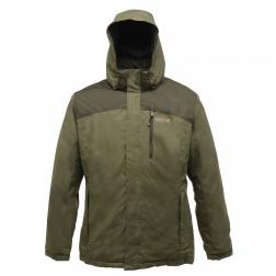 SBRMP129  Denvers Waterproof Jacket  - Colour Race Green
