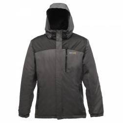 SBRMP129  Denvers Waterproof Jacket  - Colour Seal Grey