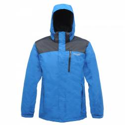 SBRMP129  Denvers Waterproof Jacket  - Colour Oxford Blue
