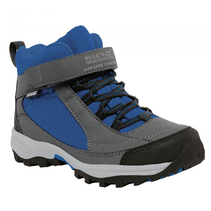 Boys Trailspace Mid Junior Walking Boot Briar SurfSp