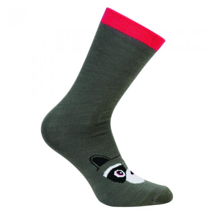 Footloose III Ski Sock Smokey Grey