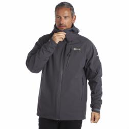 RMP146    Carrington Jacket  - Colour Seal Grey