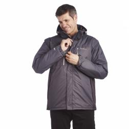 RMP102    Fraser Jacket  - Colour Seal Grey