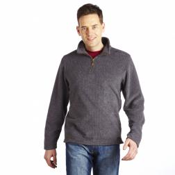 RMA086    Lineridge Fleece  - Colour Iron Grid