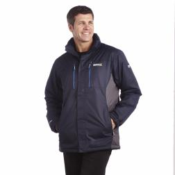 RMP102    Fraser Jacket  - Colour Navy