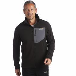 RML090    Southbank Softshell  - Colour Black
